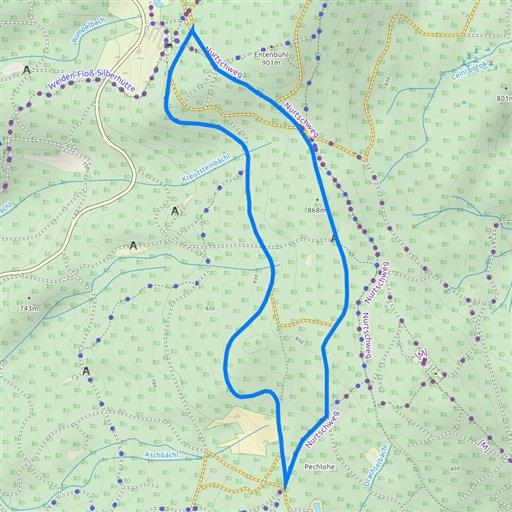 Klasická technika 6 km