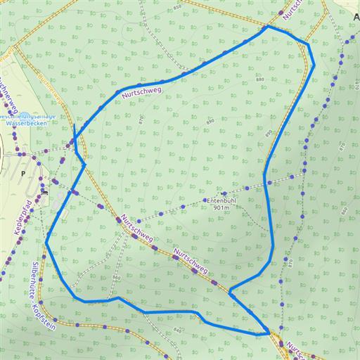 Technika bruslení 3 km