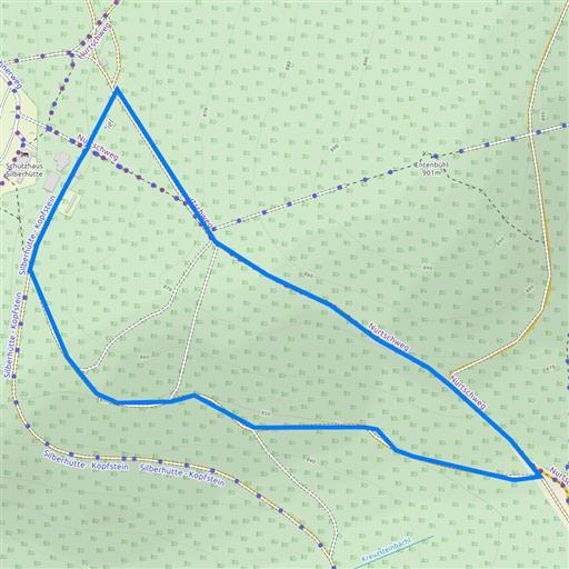 Klasická technika 2 km